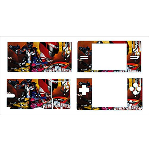 New Power Rangers Vinyl Decal Skin Sticker Case Cover for Nintendo Ndsl Ds Lite T181 Free Shipping]()