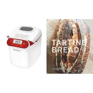 """Panificadora Moulinex y libro""""Tartine Bread"""" ..."""