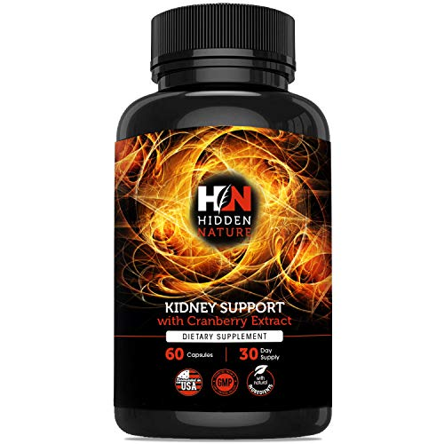 - Kidney Cleanse Support with Cranberry Supplement for Bladder Health, Urinary Tract, Kidney Cleanse & Detox | Advanced Herbs Formula with Astragalus, Uva Ursi & more | 60 Veggie Capsules