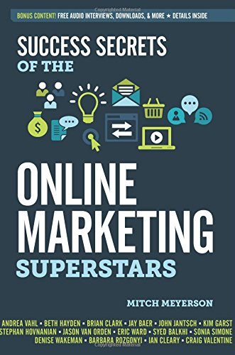 Success Secrets of the Online Marketing