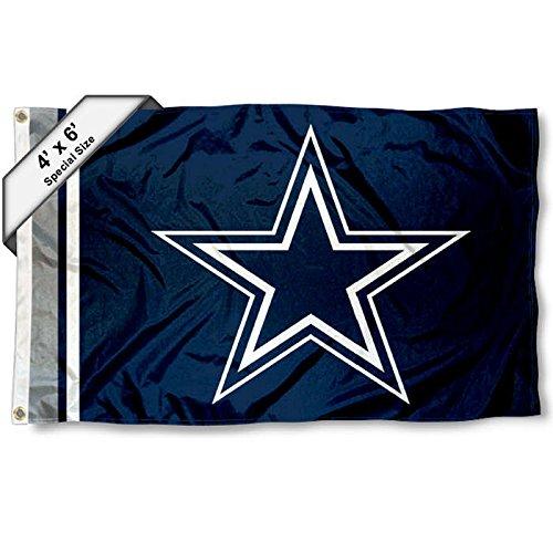 WinCraft Dallas Cowboys 4' x 6' Foot Flag