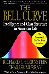 The Bell Curve: Intelligence and Class Structure in American Life (A Free Press Paperbacks Book) Paperback