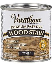 طلاء للخشب بريميوم فاراثين 262021 من رست اوليوم، 236 مل - جولدن اوك