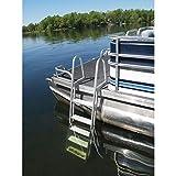 Extreme Max 3005.3383 5-Step Pontoon/Dock Ladder