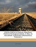 Opera Poetica Omni, Jakob Balde, 1173642951