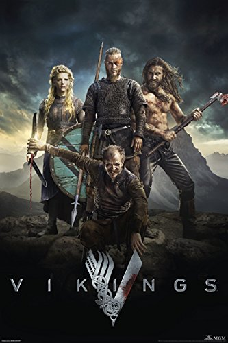 Vikings S02 All Episodes HD Hindi Dubbed English  [EP-1-4 Added]