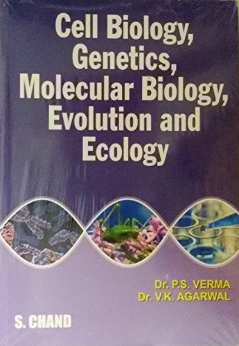 Cell Biology; Genetics; Molecular Biology; Evolution & Ecology