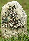 Roman Joseph's Studio Nesting Bird Outdoor Garden Stone 10″