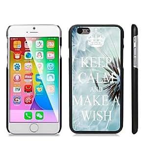 SHOUJIKE Stylish Patterned Hard Plastic Snap On Case for iPhone 6