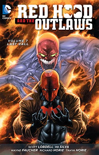 new 52 red hood and the outlaws - 7