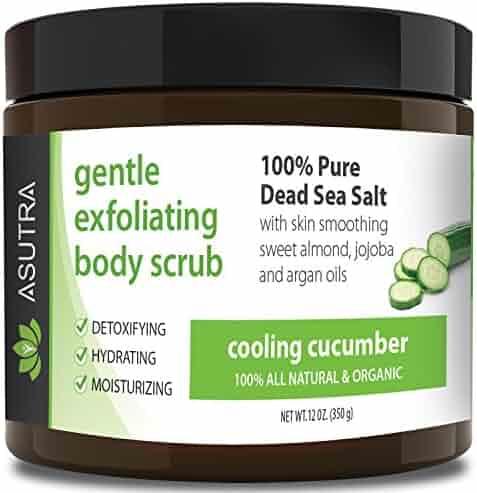 ORGANIC Exfoliating Body Scrub -