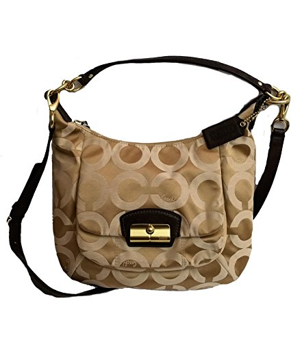 Coach Op Art Shoulder Bag - 7