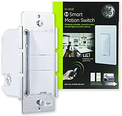 RELEASE] GE Motion Switch (26931) and Motion Dimmer (26933
