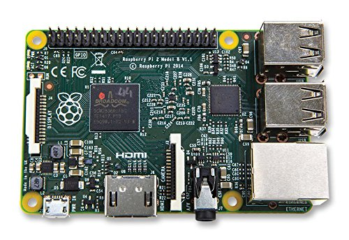 (RASPBERRYPI-2-MODB-1GB. SBC, Raspberry PI 2 Model B 1GB)