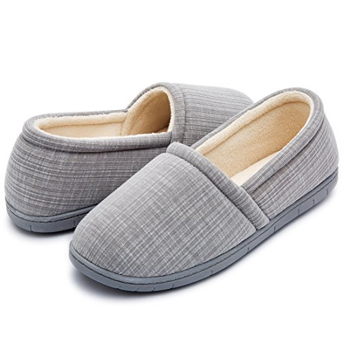 pour Cozy Gris Femme Niche Chaussons xwUvRqw4