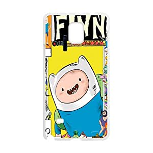SANYISAN Aadventure time Case Cover For samsung galaxy Note4 Case
