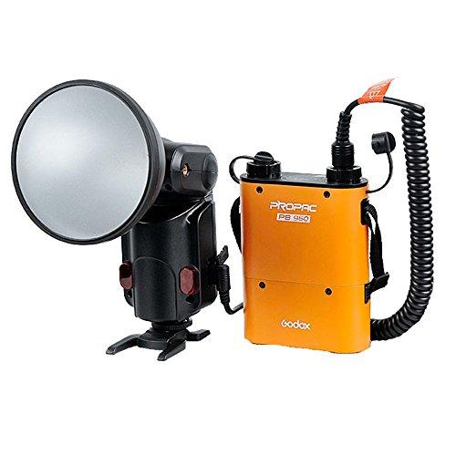 GODOX ストロボ WITSTRO+ AD180キット オレンジ ガイドナンバー オレンジの商品画像
