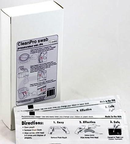 Cassida cleanpro Torunda de limpieza para todas las marcas de moneda y moneda contadores,: Amazon.es: Oficina y papelería