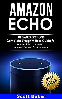 Amazon Echo Updated Complete Blueprint ebook product image