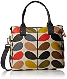 Orla Kiely Multi Stem Zip Messenger Shoulder Bag, Multi, One Size