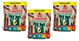 PLATO Dog Treats -Thinkers Natural Duck Sticks- 22 oz (3 Pack) For Sale