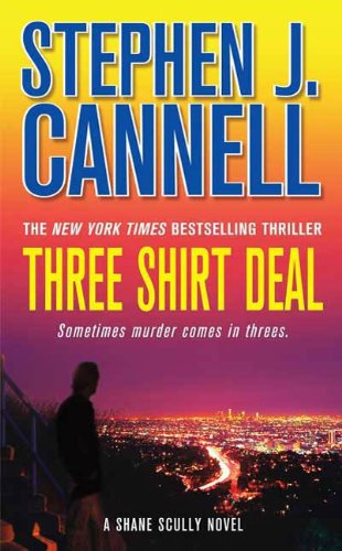 book cover of Three Shirt Deal