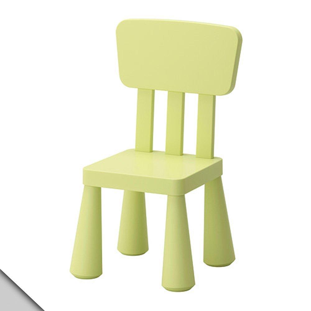 Amazon.de: Mammut Ikea Kinder Stuhl, hellgrün