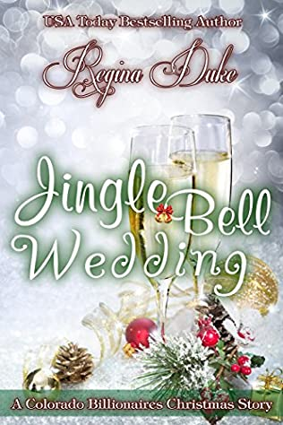 book cover of Jingle Bell Wedding
