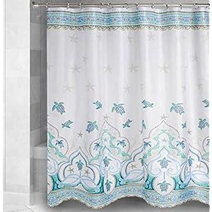 51iCwIa7lIL._SS300_ Beach Shower Curtains & Nautical Shower Curtains