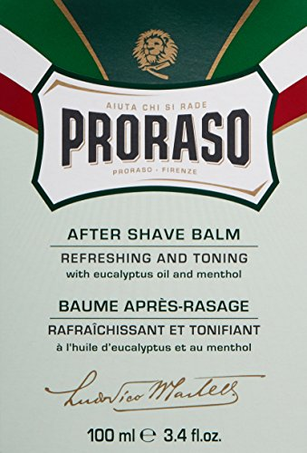Proraso After Shave Balm, Refreshing and Toning, 3.4 fl oz by Proraso (Image #2)