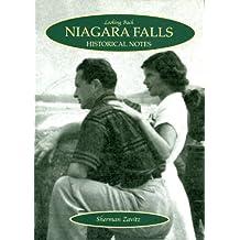 Niagara Falls: Historical Notes