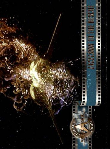 2000 Star Trek Cinema 2000 #53 Excelsior to the Rescue - - Cinema 53
