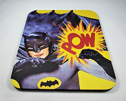(BATMAN COMPUTER MOUSE PAD (1/4th an Inch)