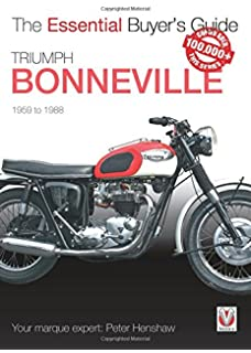 Triumph bonneville and tr6 motorcycle restoration guide 1956 83 triumph bonneville the essential buyers guide fandeluxe Gallery