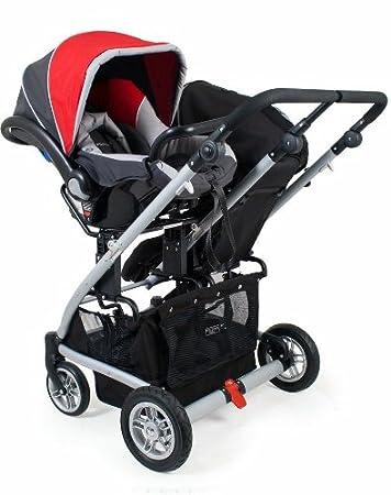 Amazon.com: Valco bebé Spark Duo (Twin) Asiento de coche ...
