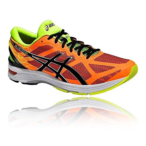 9f6b77eab07618 Asics Gel DS Trainer 21 NC Hot Orange Black Flash Yellow Orange ...