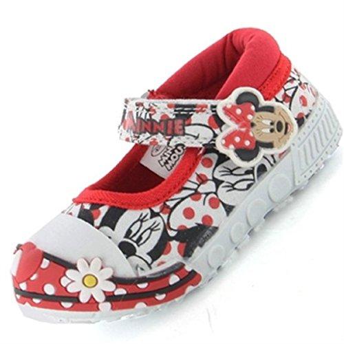 Disney ,  Mädchen Sneaker Low-Tops