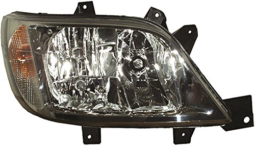 Hella Xenon Headlights - HELLA 247005021 Dodge Sprinter Passenger Side Headlight Assembly