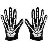 Kangaroo Halloween Accessories - Skeleton Gloves