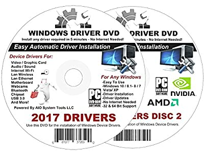 2017 Automatic Driver Recovery Restore Update For Windows 10, 8.1, 7, Vista and XP. Supports Dell, HP, Gateway, Toshiba, Gateway, Acer, Asus, Samsung, MSI, Lenovo, Sony, IBM, Compaq, eMachines