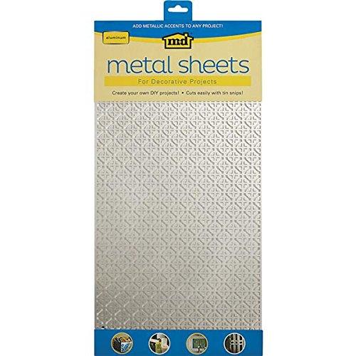 Decorative Tin (M-D Building Products 57326 Decorative Mosaic Aluminum Sheet)