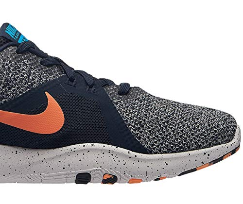 Multicolore orange Running Pulse Flex Donna Glow Trainer Scarpe 402 Nike obsidian Print W blue 8 gwqYvHZ8x