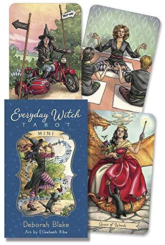Everyday Witch Tarot Mini