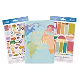 #8: Erin Condren Travel Bundle with Stickers: Travel Petite Planner, Ilustrative and Functional Stickers