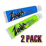 Zinka Colored Sunblock Zinc Nosecoat Bundle
