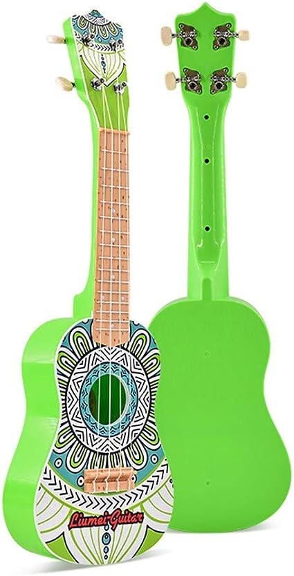 NIMEDI Ukelele Ukulele 23 Pulgadas Guitarra Pequeña Para Niños ...