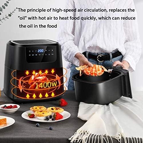 Multifunctionele friteuse Air Fryer Startpagina Multifunctionele 5L met grote capaciteit Oil Free Low Fat Fries Machine Air Fryer praktisch