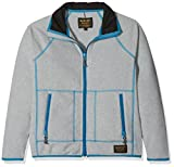 Burton Boy's Youth Sparz Full-Zip Hoodie Htrmnt / Mntnr S