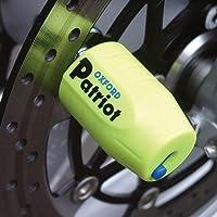 Oxford Patriot Lock Disc Amarillo