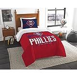 The Northwest Co mpany MLB Philadelphia Phillies Grandslam Twin 2-piece Comforter Set